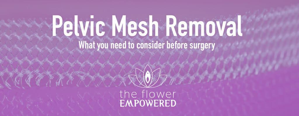 pelvic mesh complications